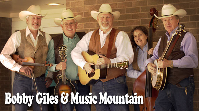 Bobby Giles & Music Mountain