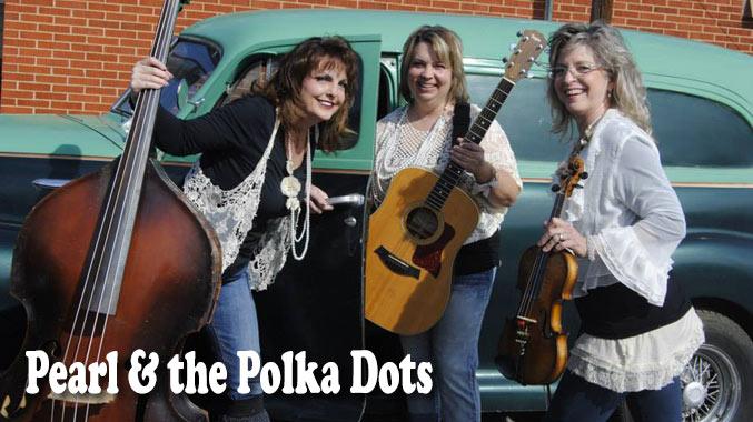 Pearl & the Polka Dots